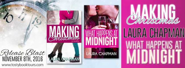 Laura Chapman book tour