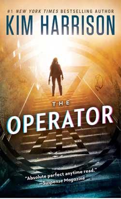 Operator book cover