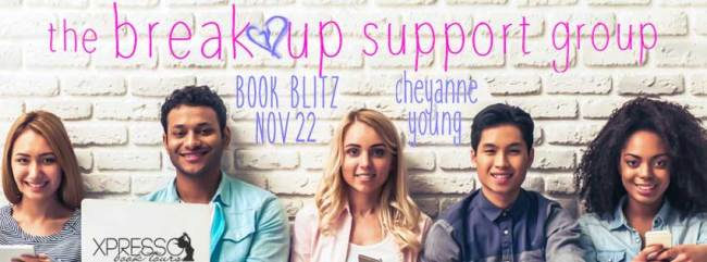 Breakup Support Group banner