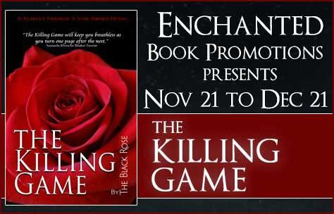 Killing Game Blog tour