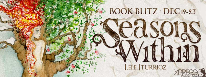 Seasons within book tour