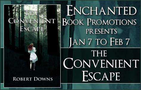The Convenient Escape blog tour