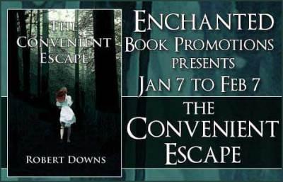 The Convenient Escape blog tour