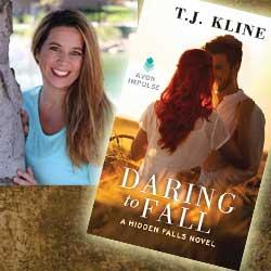 TJ Kline book tour