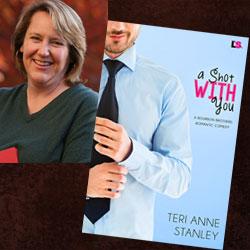 Teri Anne Stanley book tour