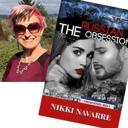Nikki Navarre Russian Obsession