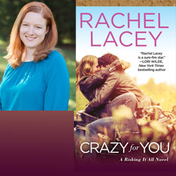 Rachel Lacey book tour