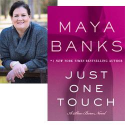 Maya Banks interview
