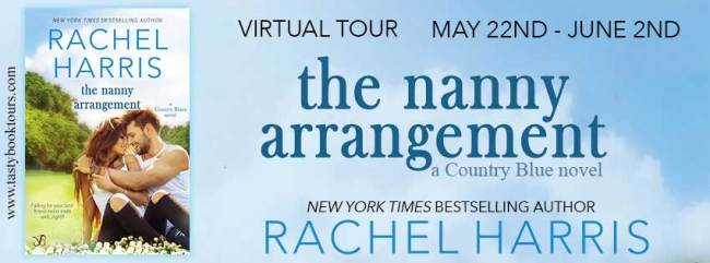 Rachel Harris book tour