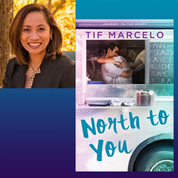 Tif Marcelo book tour