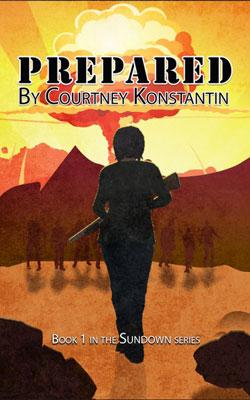 Prepared book cover