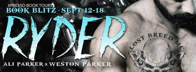 Ryder blog tour banner
