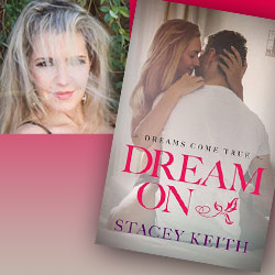 Dream on Blog tour Stacey Keith