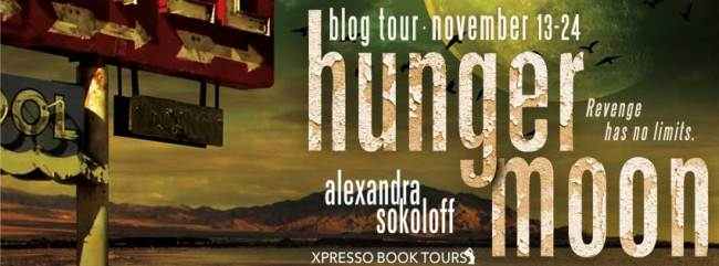Hunger Moon Blog tour