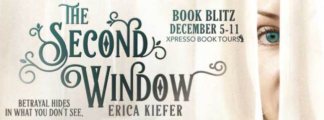 Erica Kiefer book banner