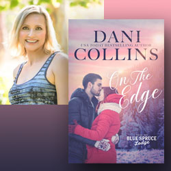 Dani Collins blog tour