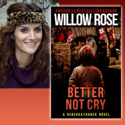 Willow Rose blog tour