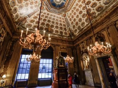 Kensington Palace – Cupola Room
