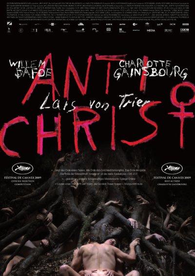 Antichrist deutsches Plakat