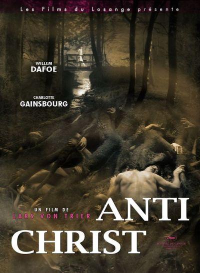Antichrist französisches Poster