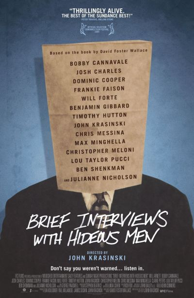 Movie Poster - Brief Interviews with Hideous Men
