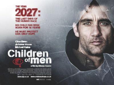 Children of Men Movie Poster