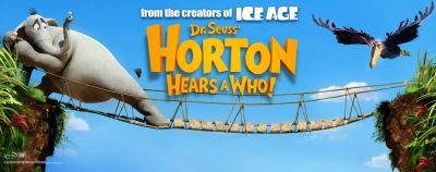 Horton Hears a Who Movie Poster