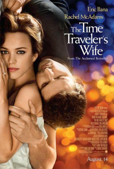 Time Traveler's Wife International Poster