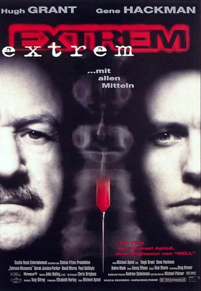 Extreme Measures Movie Poster via filmposter-archiv.de