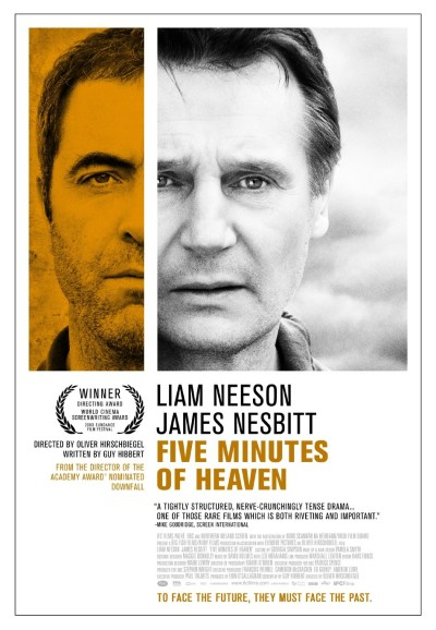 Five Minutes of Heaven Movie Poster