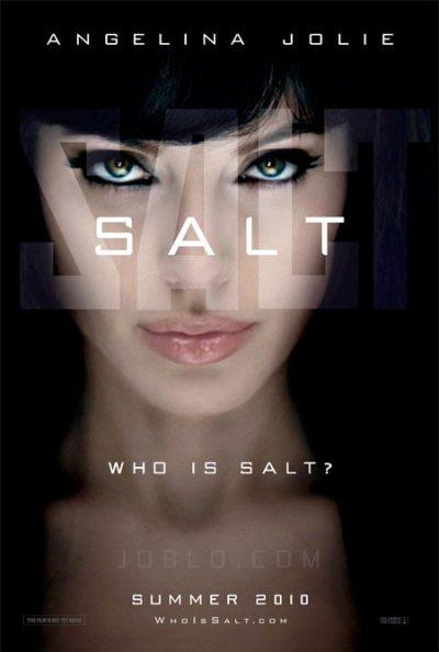 Salt Teaser Poster
