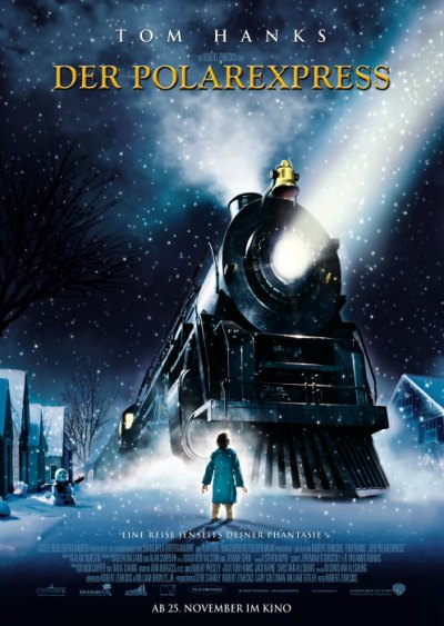 Movie Poster Polar Express