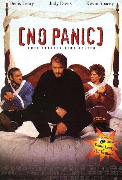 Movie Poster The Ref (No Panic - Gute Geiseln Sind Selten)