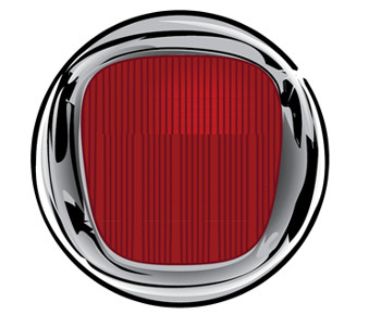Ist es das Markenzeichen von Fiat, Nissan, Volvo, oder Seat?
