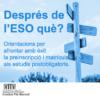Presentació famílies 4t Orientació estudis postobligatoris.