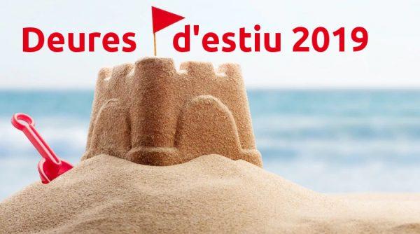 DeuresEstiu2019