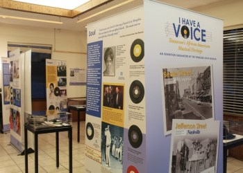 Image result for I Have a Voice: Tennessee's African American Musical Heritage from the Tennessee State Museum