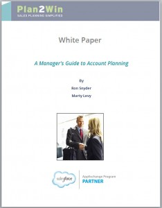Acct Plan Mgrs Guide general cover graphic