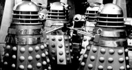 Daleks ... in there natural menacing habitat