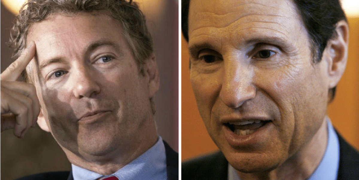 Senator Ron Wyden and Senator Rand Paul bipartisan bill fights FBI's one warrant hacking free for all rule change