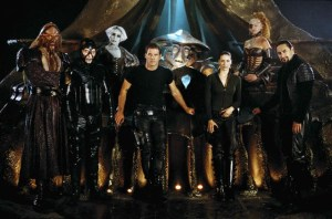 Revisiting old Sci-Fi: A watching of the 1999 Jim Henson classic Farscape