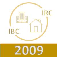 2009 IBC IRC
