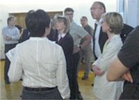 Jury Gutachterverfahren, Stadthäuser in Chemnitz