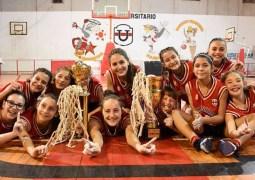 Inscripción récord para el Argentino de Clubes femenino U15