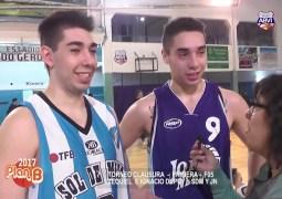"""""""Esperamos tener una buena temporada"""" Ezequiel e Ignacio Dupuy"""