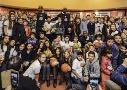 Mendoza y Paraná le dieron la bienvenida al Jr. NBA CABB