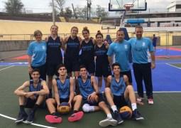 3×3 Argentina El 3×3 se prepara para los Juegos Sudamericanos de la Juventud