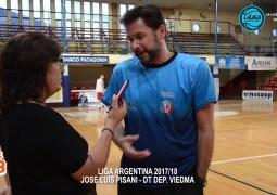 """""""Dejan la Piel Jugando"""" José Luis Pisani"""