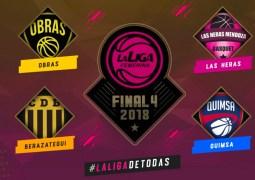 La Liga Femenina tendra su Final Four
