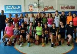 Rio Negro participará del Argentino U15 y del 3×3 en San Luis